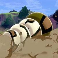 Способность Песочный плевок (Sand Spit)
